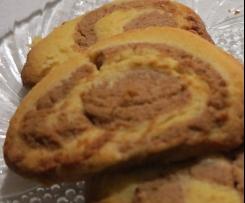 Zimtschnecken-Kekse