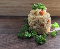 Blumenkohl-Quinoa Salat
