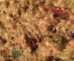 Sardinen-Zucchini-Relish