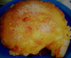Apfelbombe (Pfannkuchen)