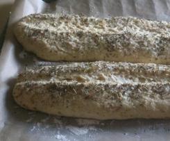 Zwiebel-Kartoffel-Baguette