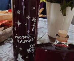 Weihnachtlicher Kirschlikör mit Amaretto