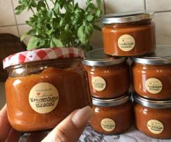 Tomatensauce (auf Vorrat)