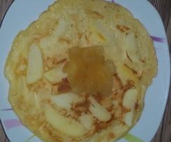 Apfel Pfannkuchen