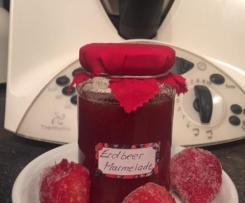 Erdbeermarmelade frisch und fruchtig