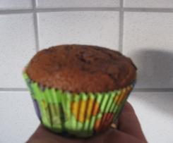 Schoko-Muffin (WW  3 Punkte)                         Rezept des Tages 21.07.2012