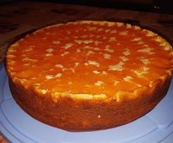 Mandarinen-Quark-Torte