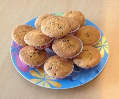 Baileys Muffins / Eierlikör Muffins