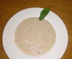 Radieschen Suppe