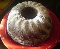 Variation von Ruck-Zuck-Kuchen
