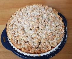 Schneller Apfel-Streuselkuchen
