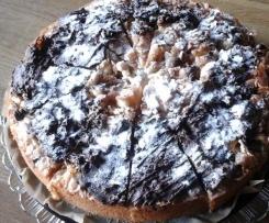 Mandel-Karamell Kuchen
