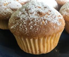 Popcorn Muffins