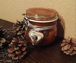 Weihnachtliche Apfel-Zimt-Marmelade