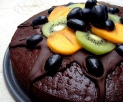 Schokoladenkuchen vegan Muffins