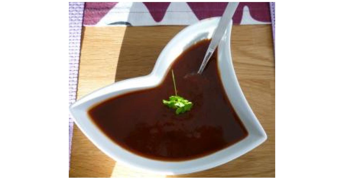 bbq sosse barbeque sauce von pummelschnute ein thermomix rezept aus der kategorie saucen. Black Bedroom Furniture Sets. Home Design Ideas
