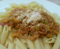 schnelle Bolognese