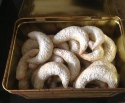 Vanille-Kipferl leicht gemacht und super lecker