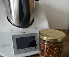 Nussiges Granola - Low Carb