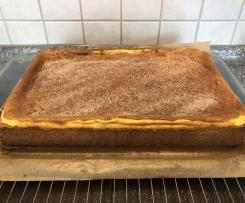 Blech- Rahmkuchen a la Goldengelchen