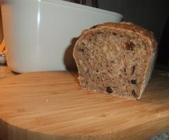 Variation von Brot Freistil - auch zum Frühstück ein Genuss!