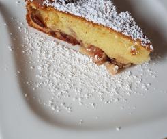 Pflaumen kuchen (Rührkuchen)