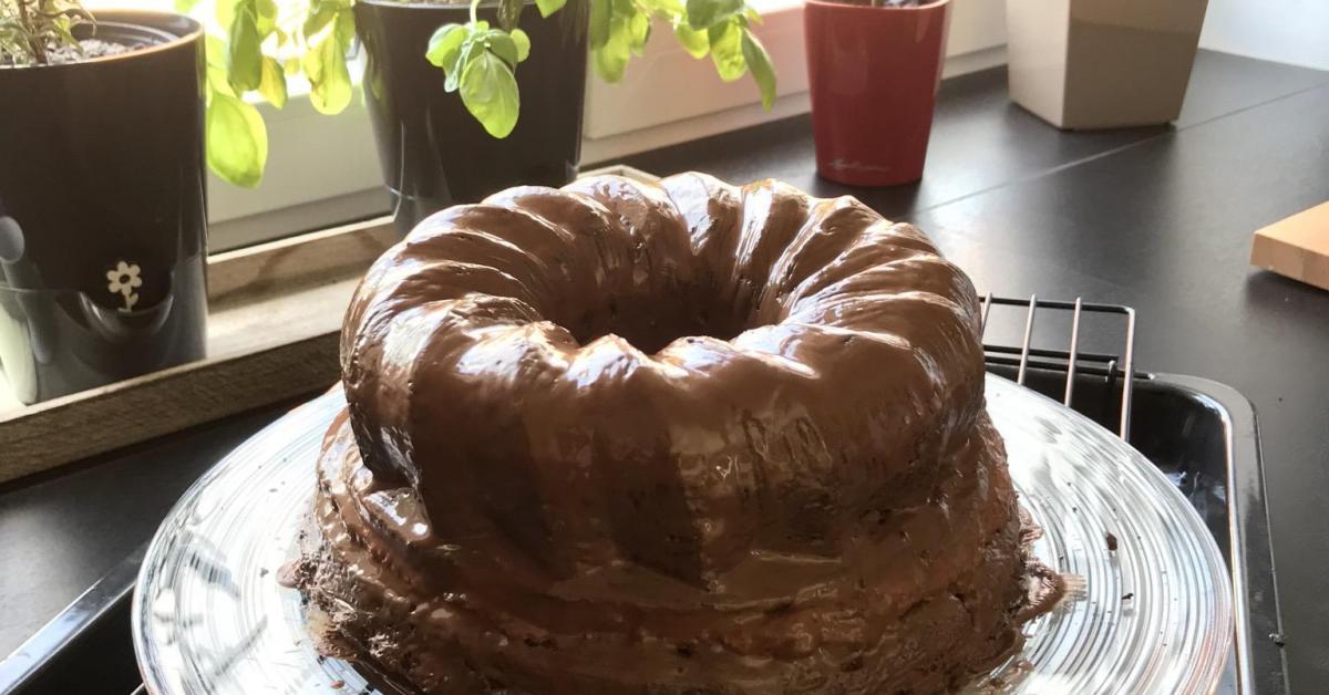 Schokoladenkuchen Saftig Von Kama18 Ein Thermomix Rezept Aus Der