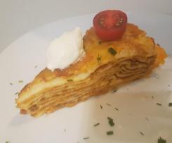 Tortilla/Wrapauflauf von Kristina auch Glutenfrei möglich