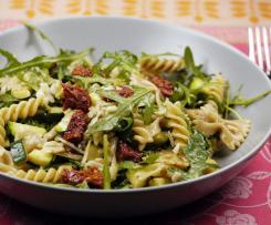Variation Italienischer Nudelsalat