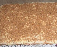Frankfurter Schnitte - Blechkuchen