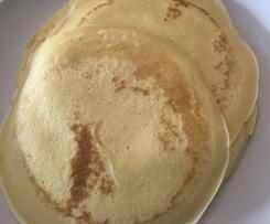Crepes / Pfannkuchen