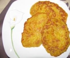 Kartoffel-Karottenküchlein Rezept des Tages                                                  Oktober 2015