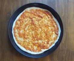 Pizzateig à la Sarah