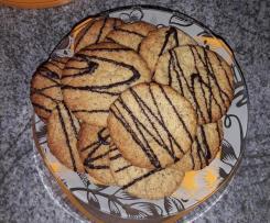 Wikingerkekse ( Haferflocken- Kekse )