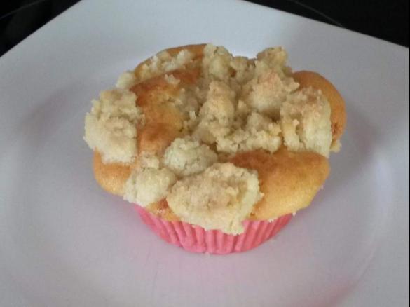 Apfel Muffins Mit Knusper Zimt Streusel Von Wonnek Ein Thermomix