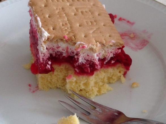 Fruchtiger Butterkekskuchen Von Guzele Eva Ein Thermomix Rezept