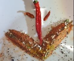 Gerrys Zauber-Rub für feine Tacos und Burritos