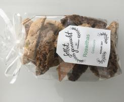 Cantuccini mit Nusskern-Mischung