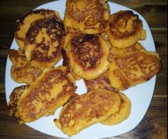 Quarkkeulchen aus Süßkartoffeln