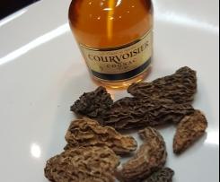 Gerrys feine Meraner Morchelrahm-Sauce