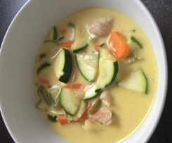 Curry Thai Suppe