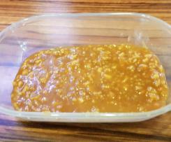 Karamellsauce salzig (salted caramel)