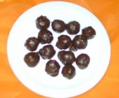 Kokosnuss-Bällchen