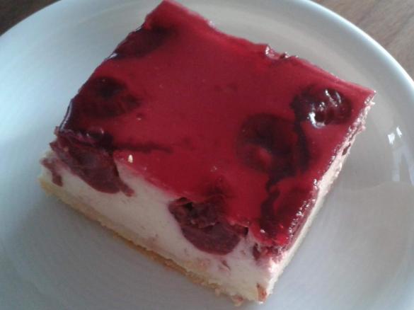 Kirsch Schmand Kuchen Vom Blech Von Queen Of Castle Ein Thermomix