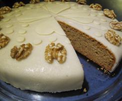 Zwieback-Marzipan-Torte