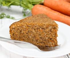 Möhrenkuchen Rüblikuchen (glutenfrei/laktosefrei)