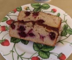 Blackberry Bread - Brombeerkuchen aus den USA