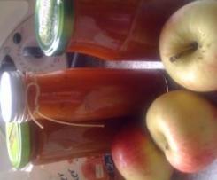 Apfel-Ketchup