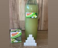 Dextro Energy-Saurer Apfel-Likör