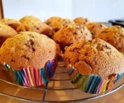 Schnelle Fanta Muffins
